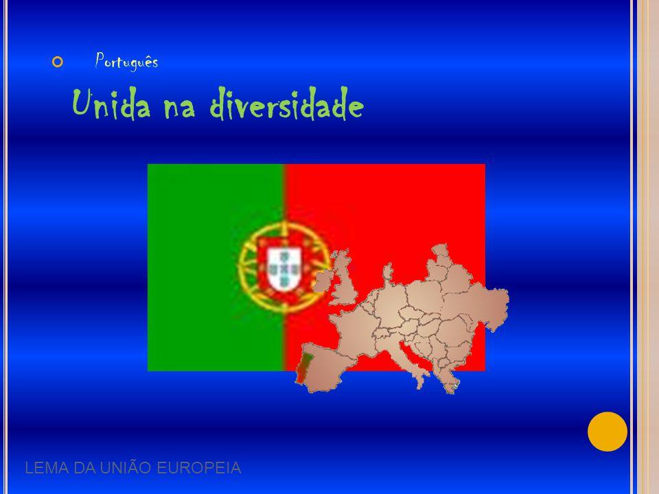Português Unida na diversidade