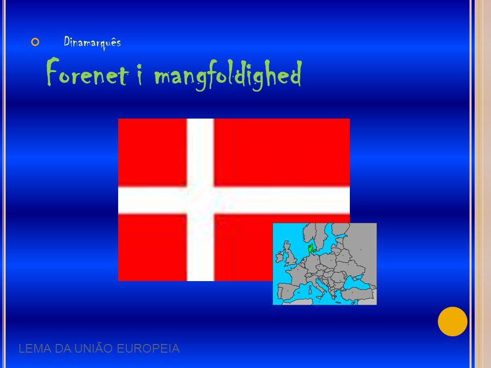 Dinamarquês Forenet i mangfoldighed
