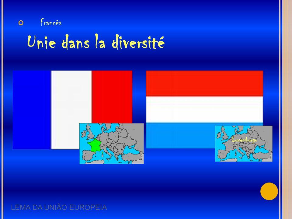 Francês Unie dans la diversité