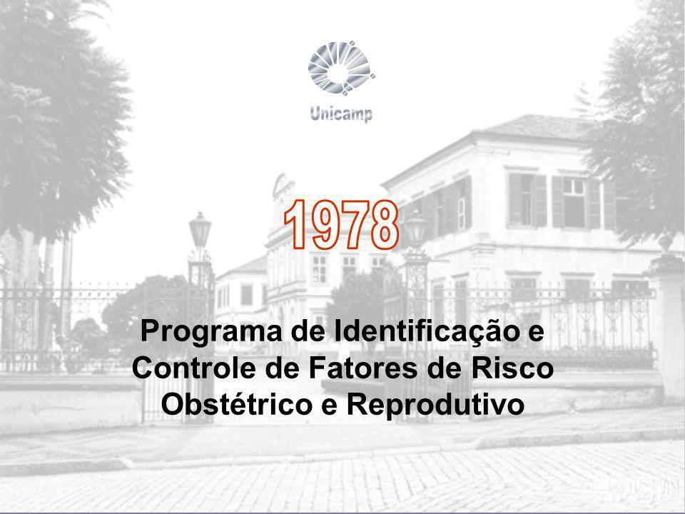 Unicamp 1978.