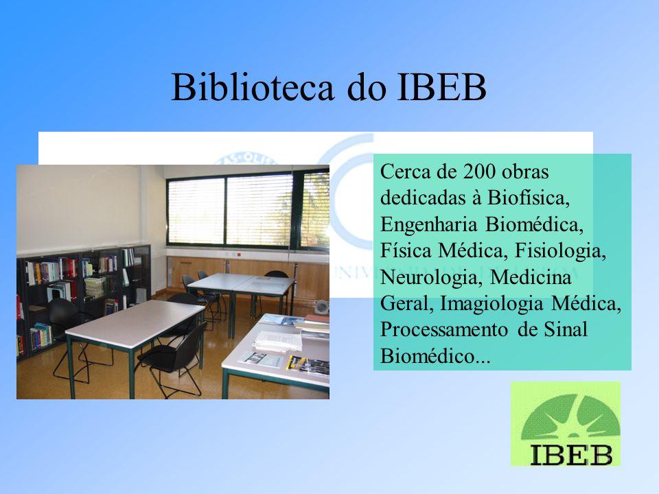 Biblioteca do IBEB