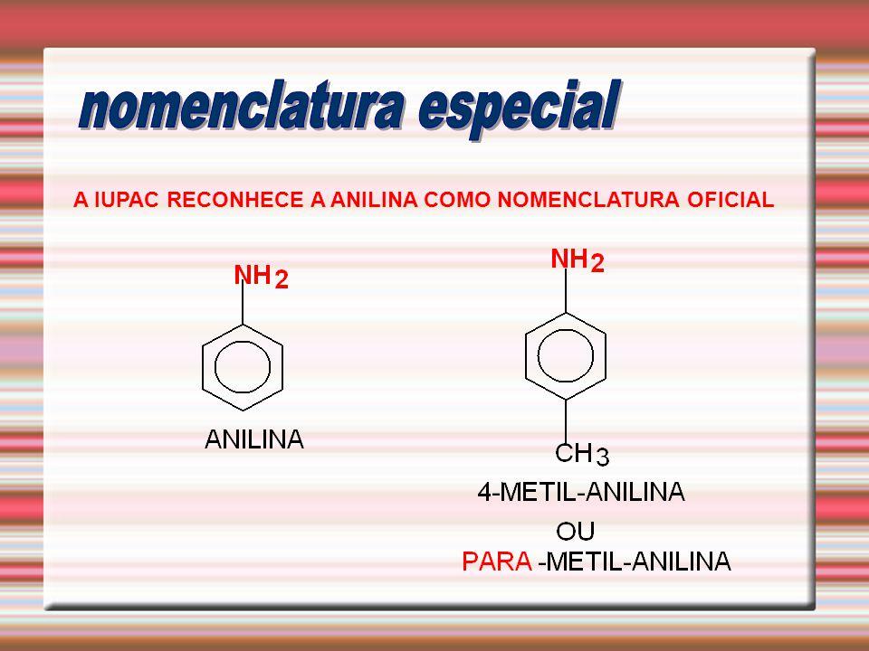 nomenclatura especial