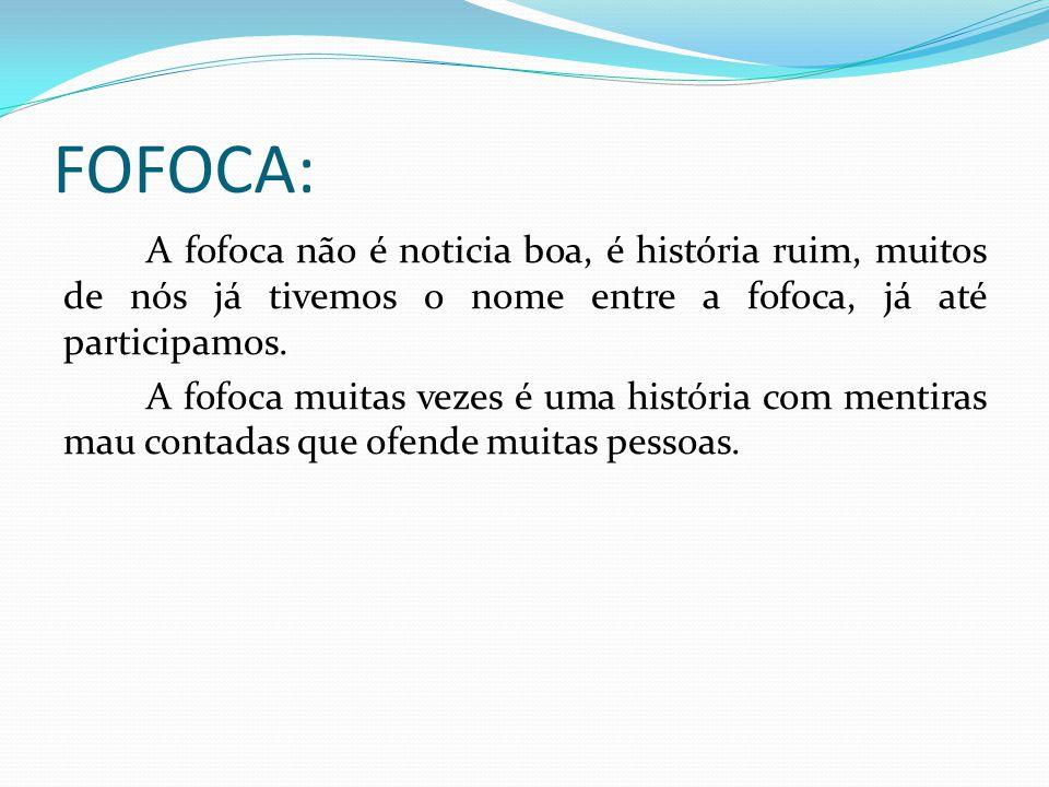 FOFOCA: