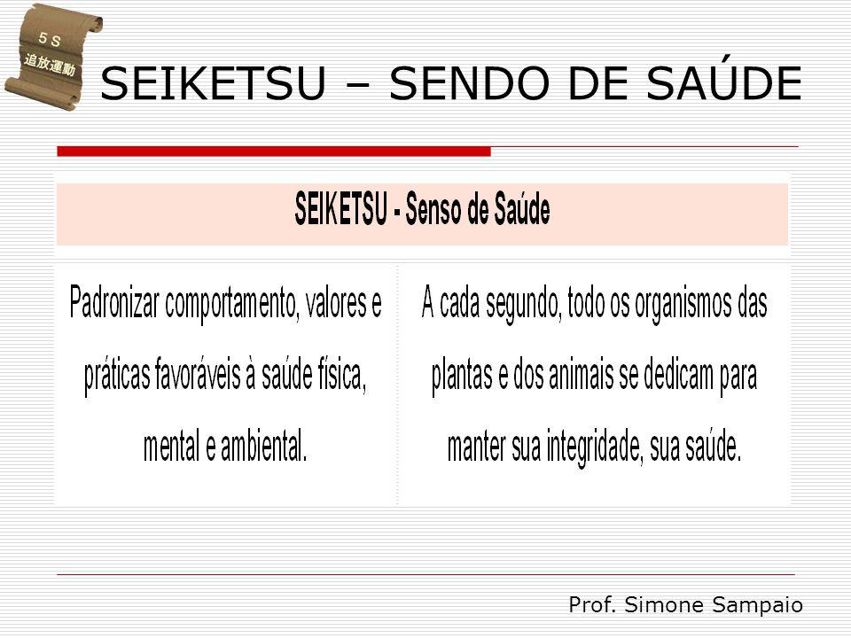 SEIKETSU – SENDO DE SAÚDE