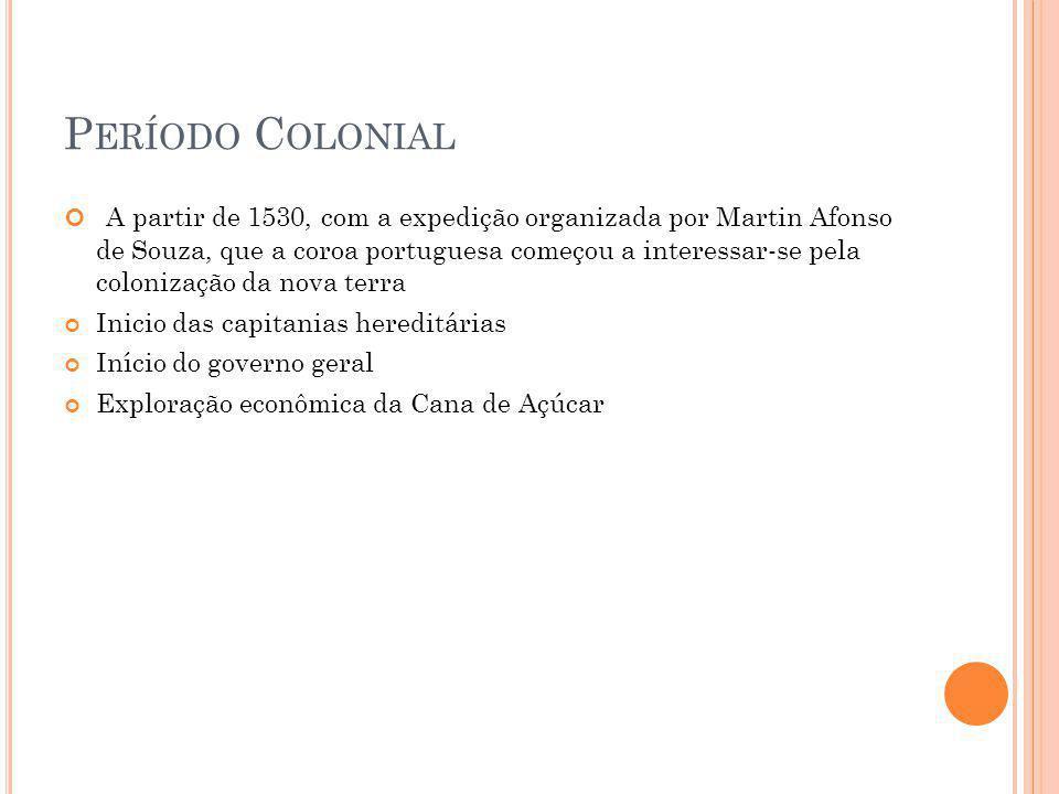 Período Colonial