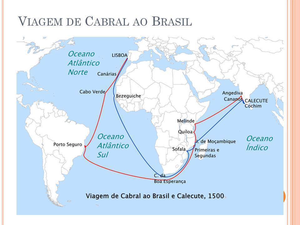 Viagem de Cabral ao Brasil