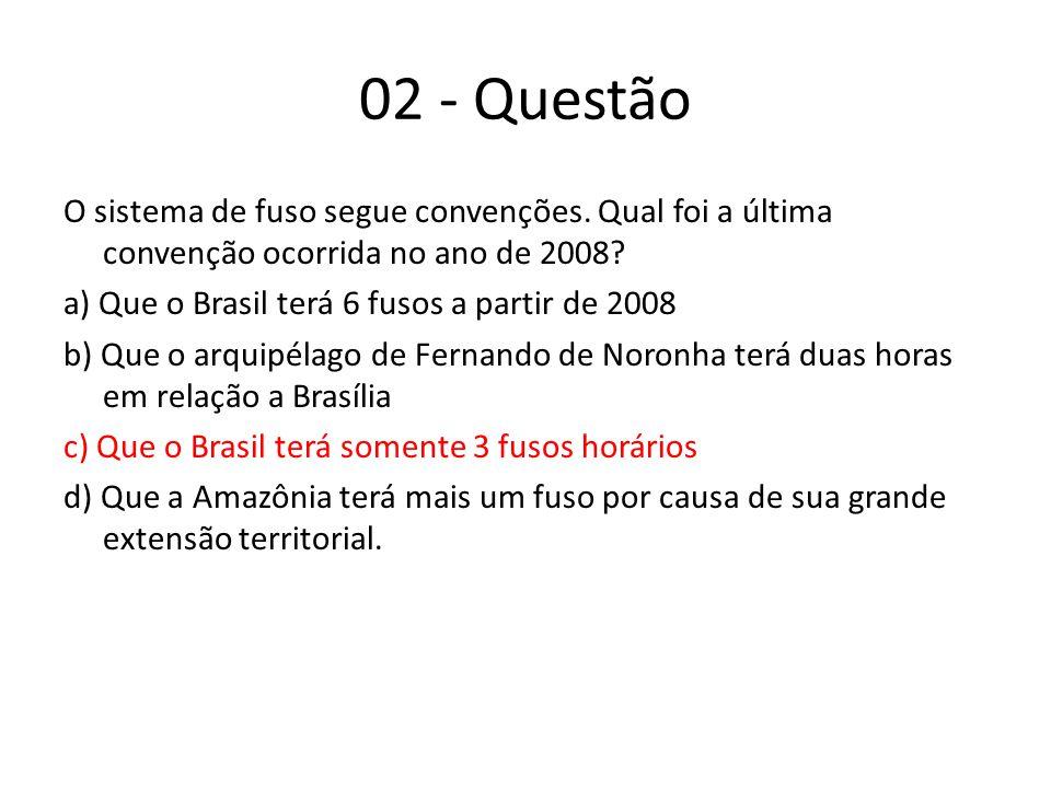 02 - Questão