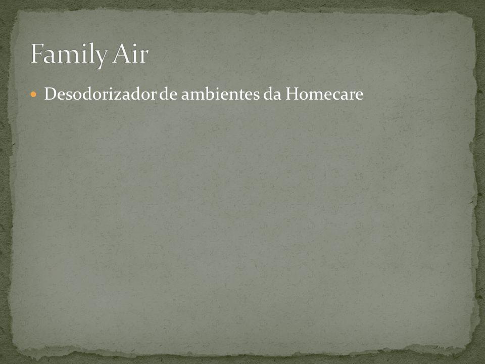 Family Air Desodorizador de ambientes da Homecare
