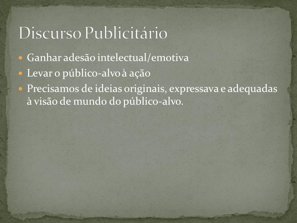 Discurso Publicitário