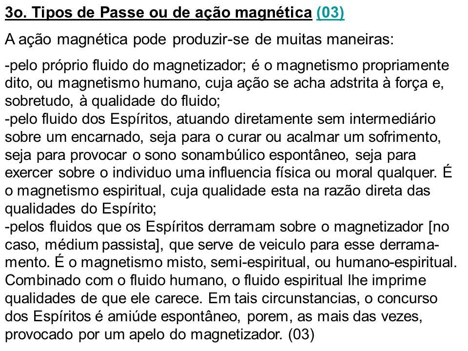 3o. Tipos de Passe ou de ação magnética (03)