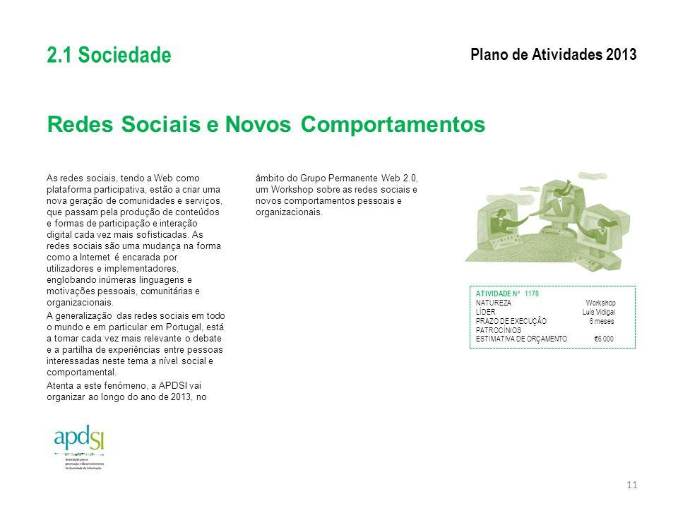 Redes Sociais e Novos Comportamentos