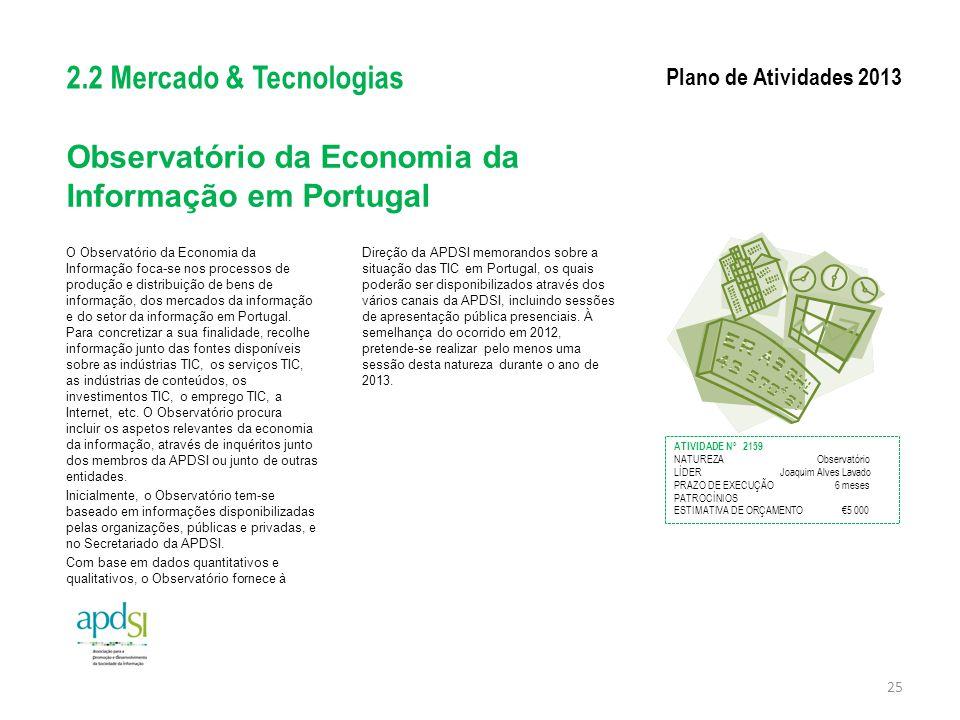 Observatório da Economia da Informação em Portugal