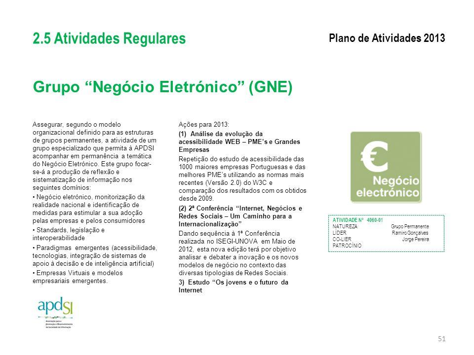 Grupo Negócio Eletrónico (GNE)