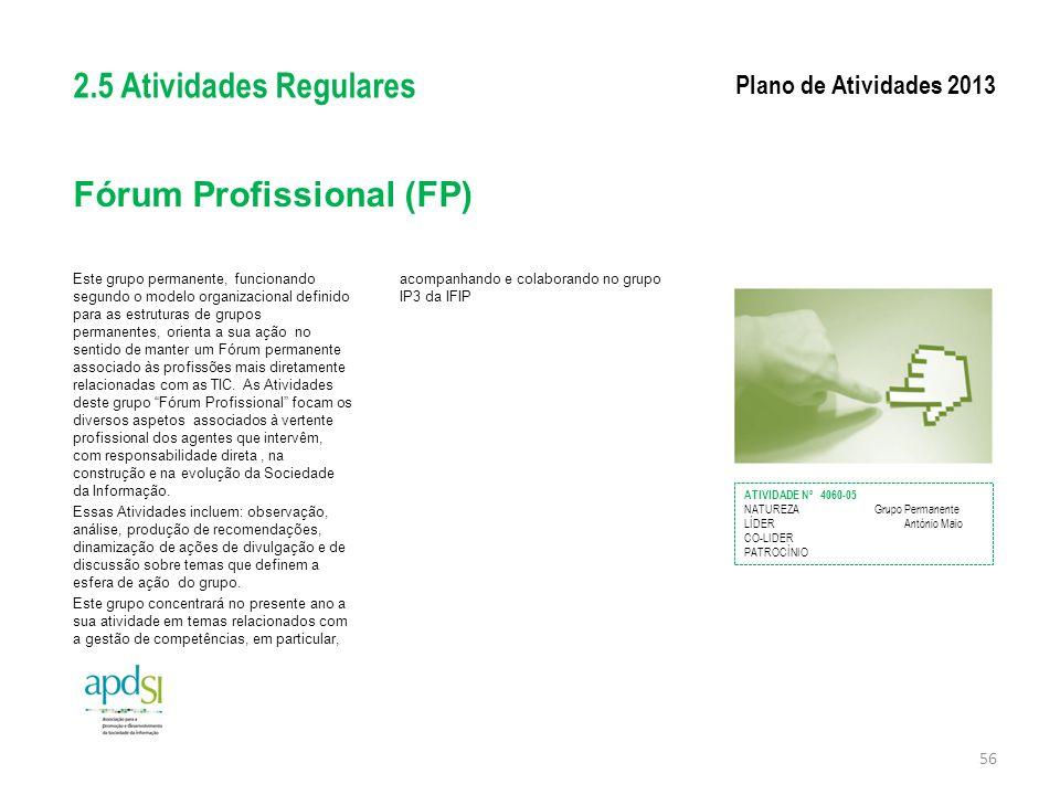 Fórum Profissional (FP)