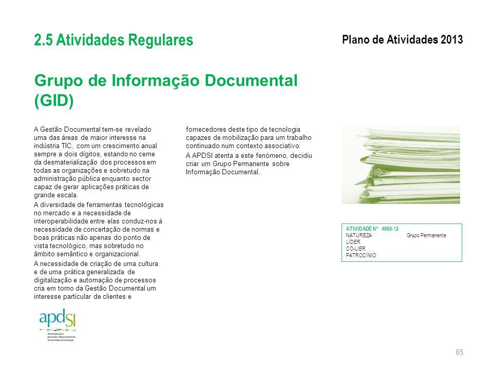 Grupo de Informação Documental (GID)