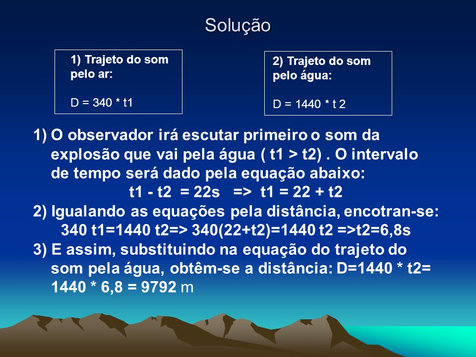 340 t1=1440 t2=> 340(22+t2)=1440 t2 =>t2=6,8s