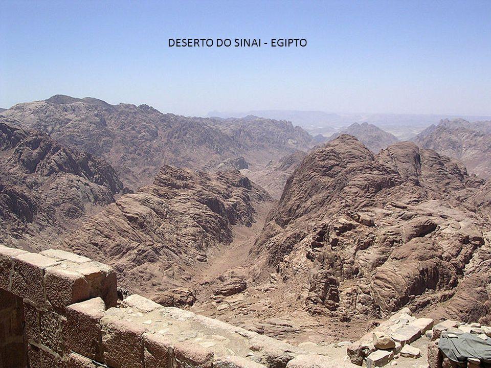 DESERTO DO SINAI - EGIPTO