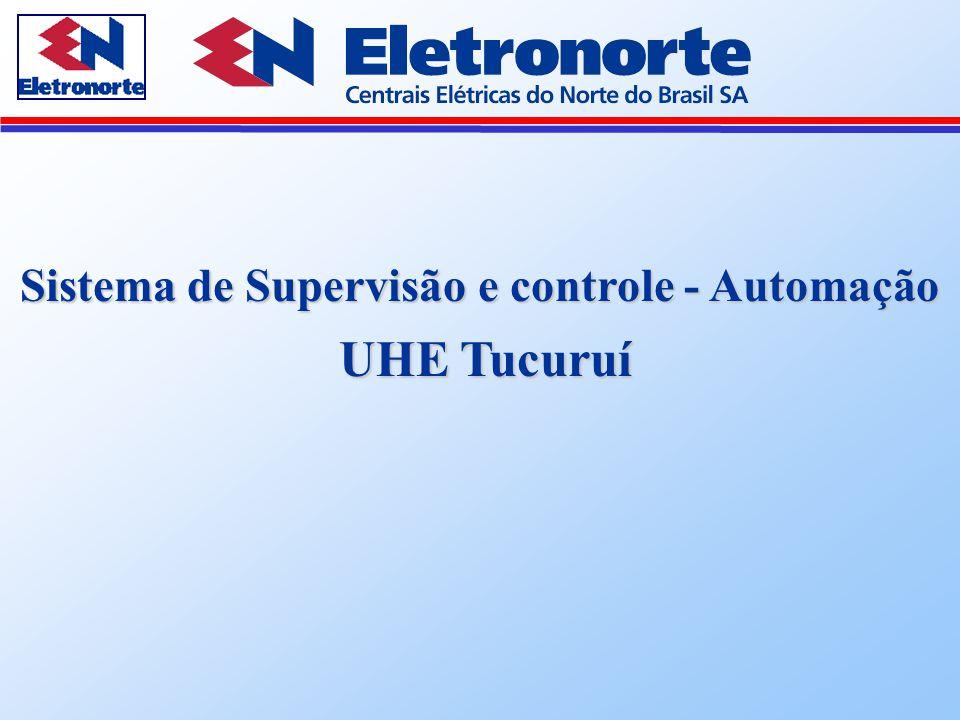 Sistema de Supervisão e controle - Automação