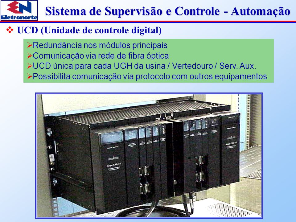 UCD (Unidade de controle digital)