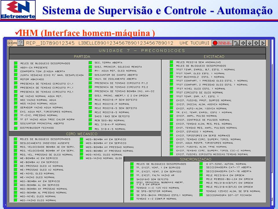 IHM (Interface homem-máquina )