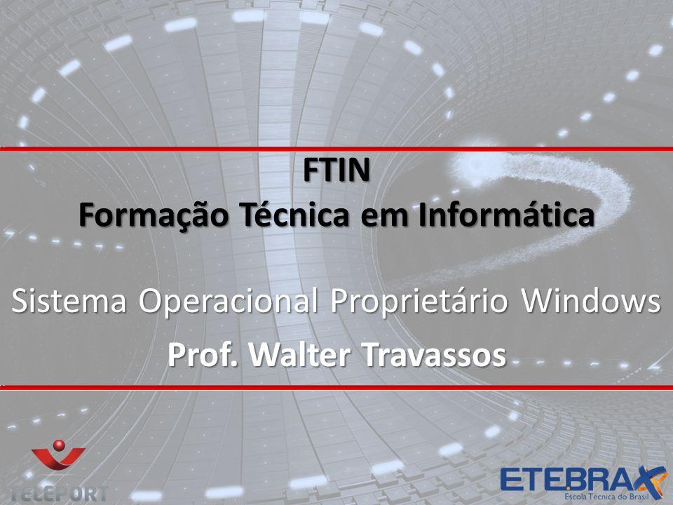 FTIN Formação Técnica em Informática