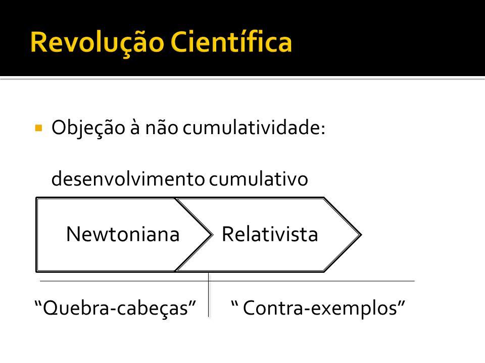 Revolução Científica Newtoniana Relativista