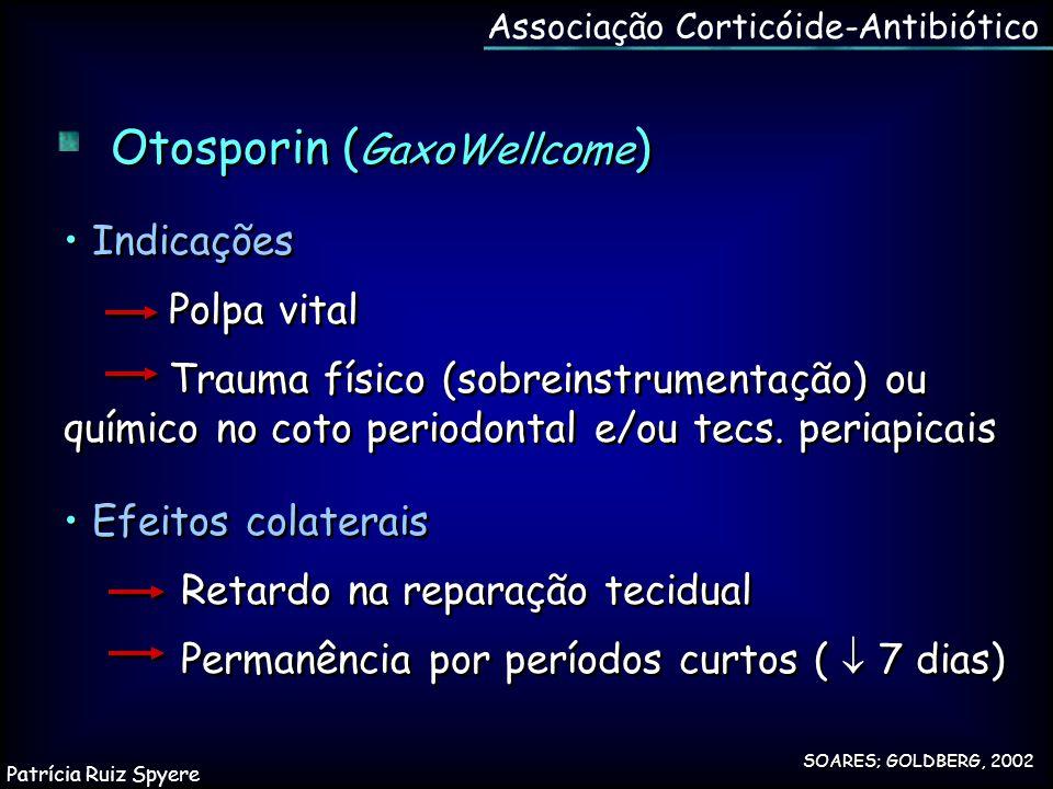 Associação Corticóide-Antibiótico