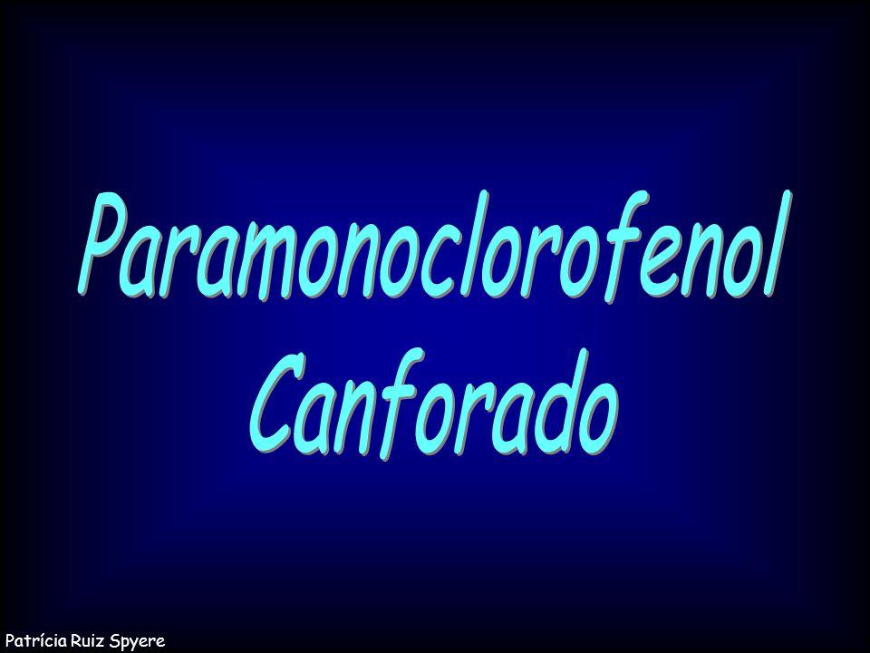 Paramonoclorofenol Canforado Patrícia Ruiz Spyere