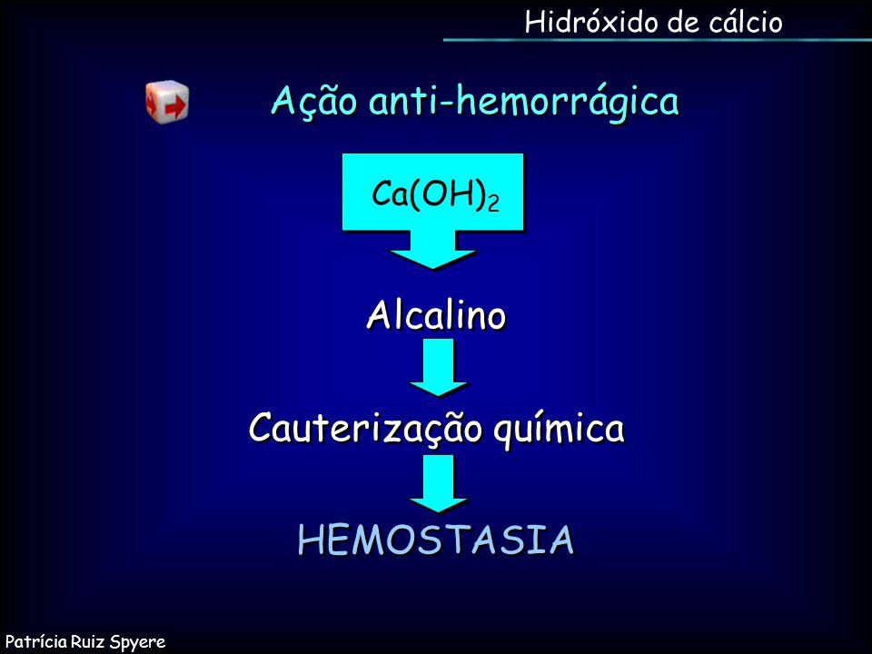Ação anti-hemorrágica