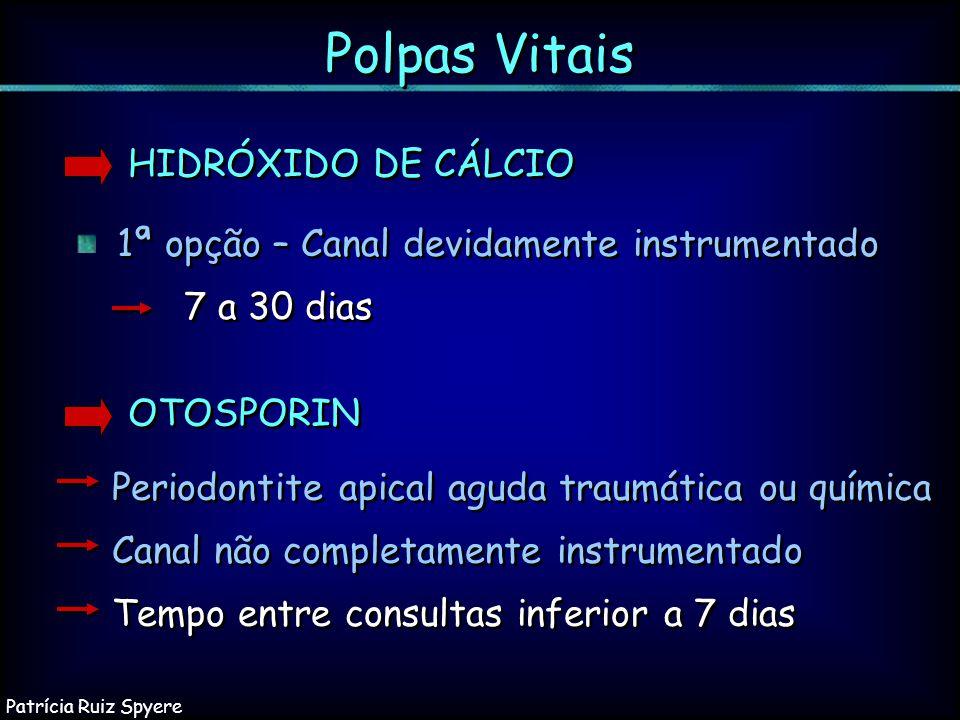 Polpas Vitais HIDRÓXIDO DE CÁLCIO