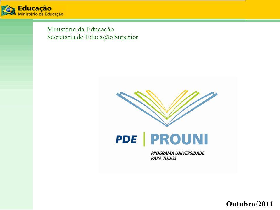 17171717 Outubro/2011 Ministério da Educação