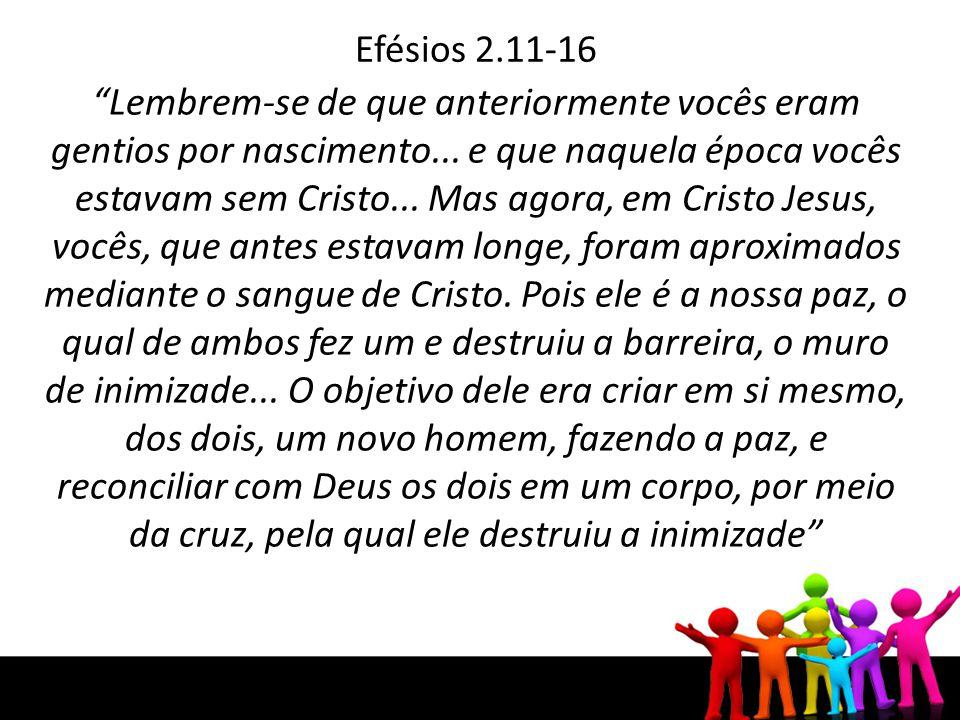 Efésios 2.11-16