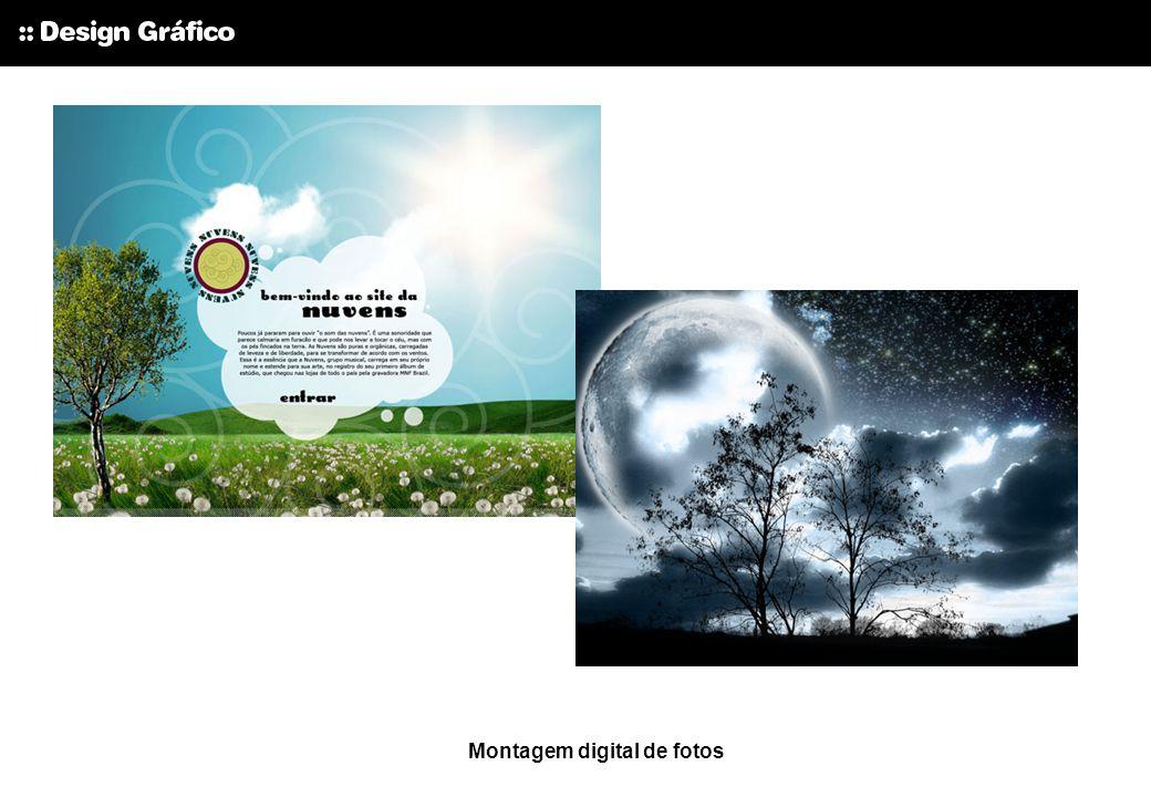 Montagem digital de fotos