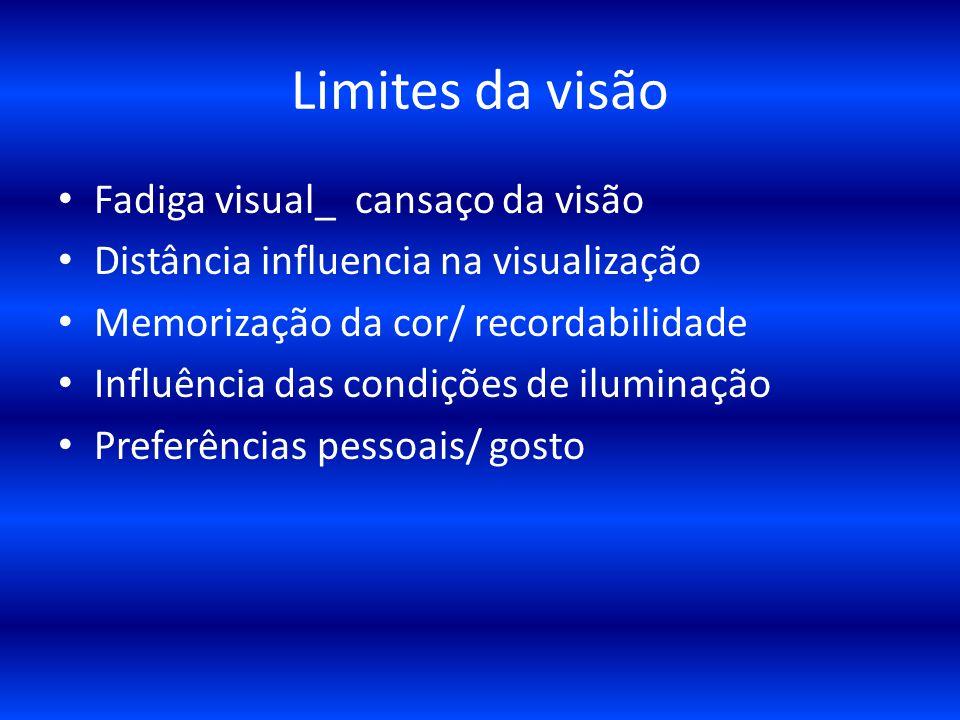 Limites da visão Fadiga visual_ cansaço da visão