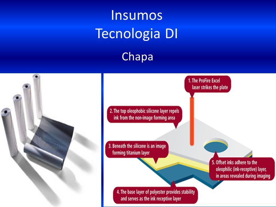 Insumos Tecnologia DI Chapa