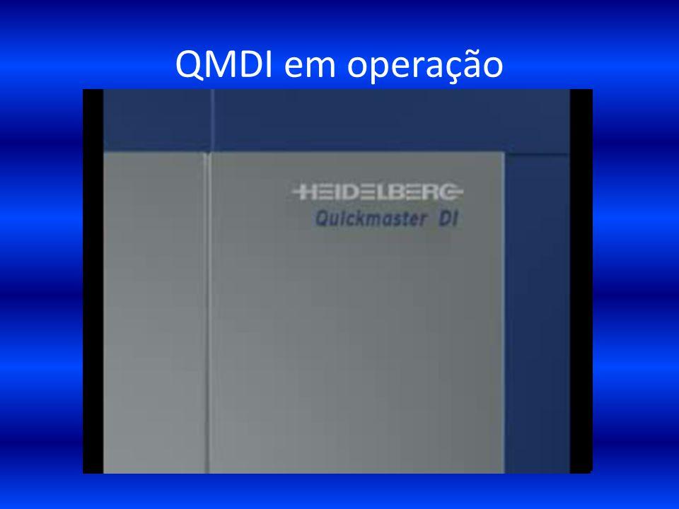 QMDI em operação