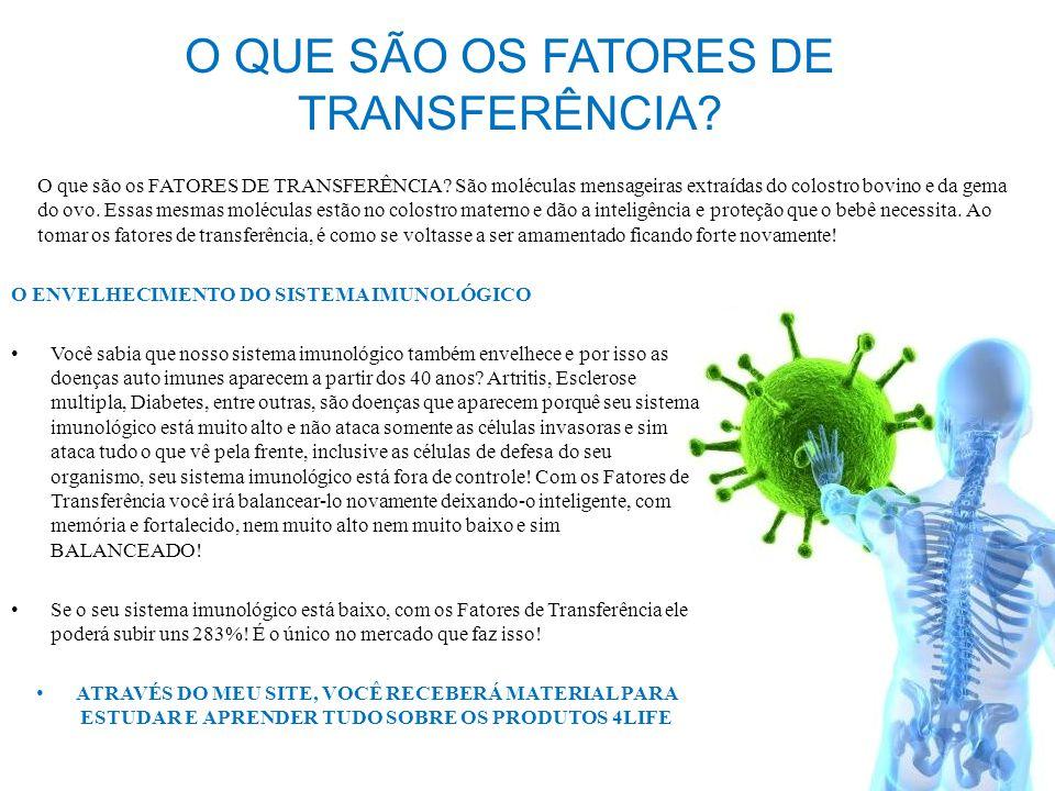 O QUE SÃO OS FATORES DE TRANSFERÊNCIA