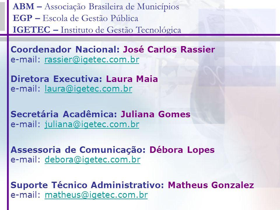 ABM – Associação Brasileira de Municípios