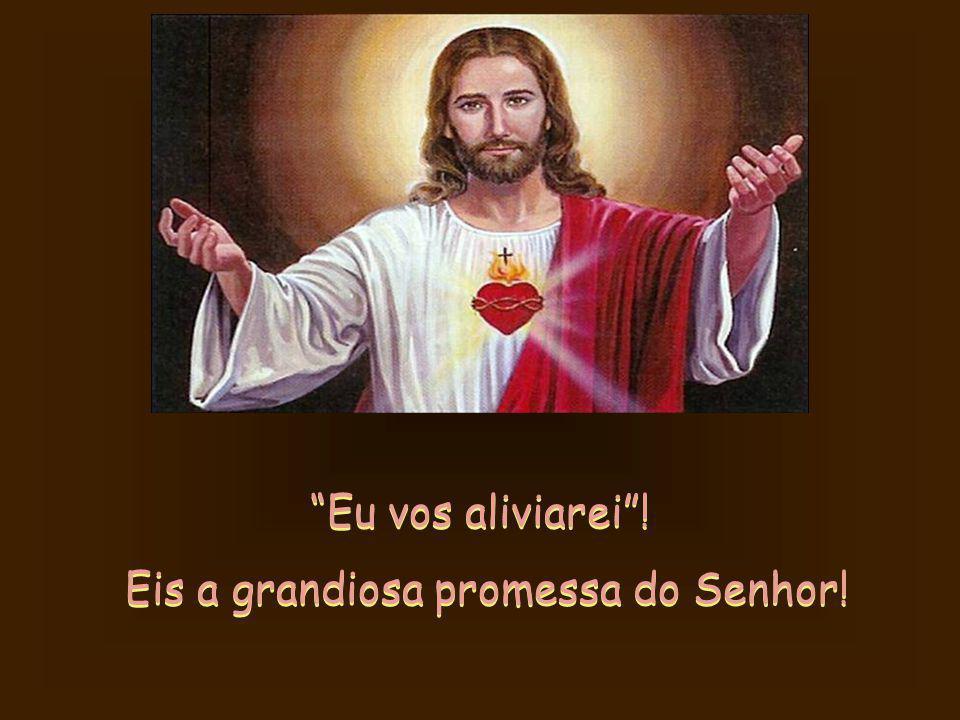 Eis a grandiosa promessa do Senhor!