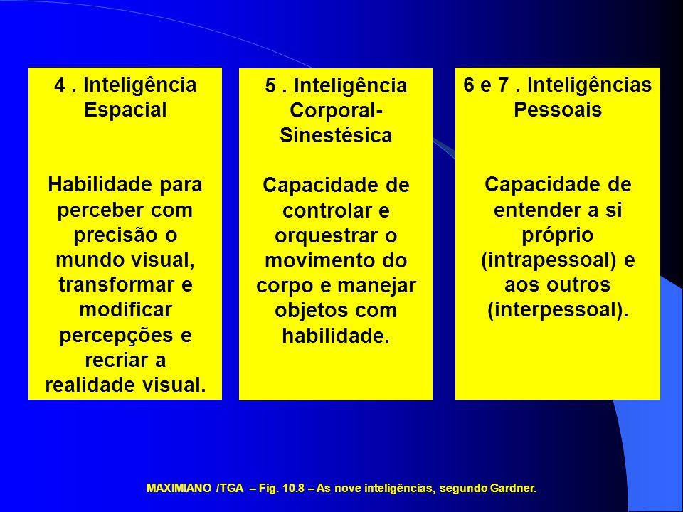 4 . Inteligência Espacial