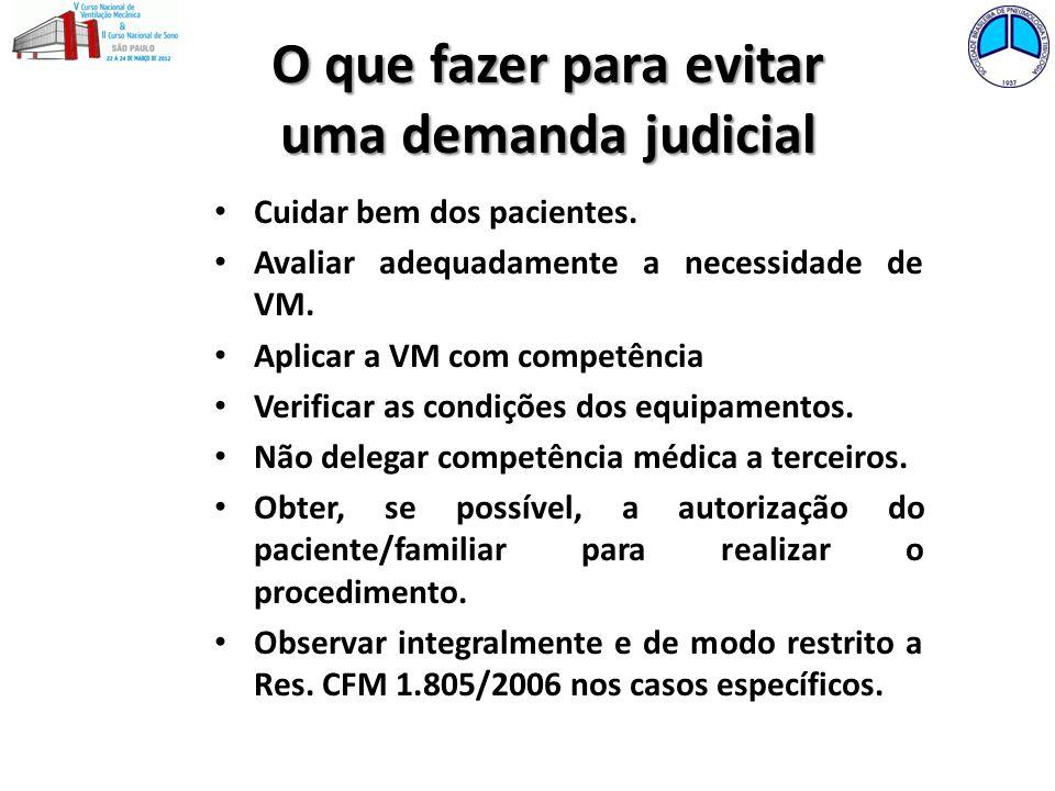 O que fazer para evitar uma demanda judicial