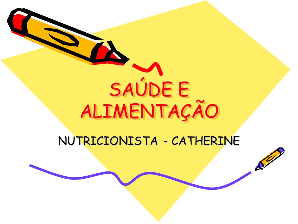 NUTRICIONISTA - CATHERINE