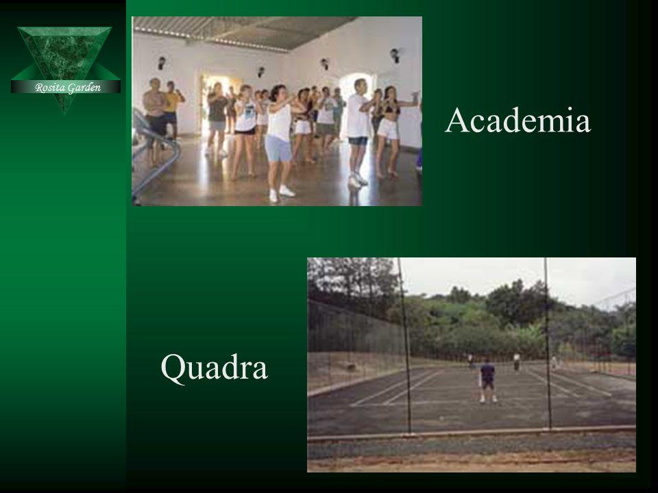 Rosita Garden Academia Quadra