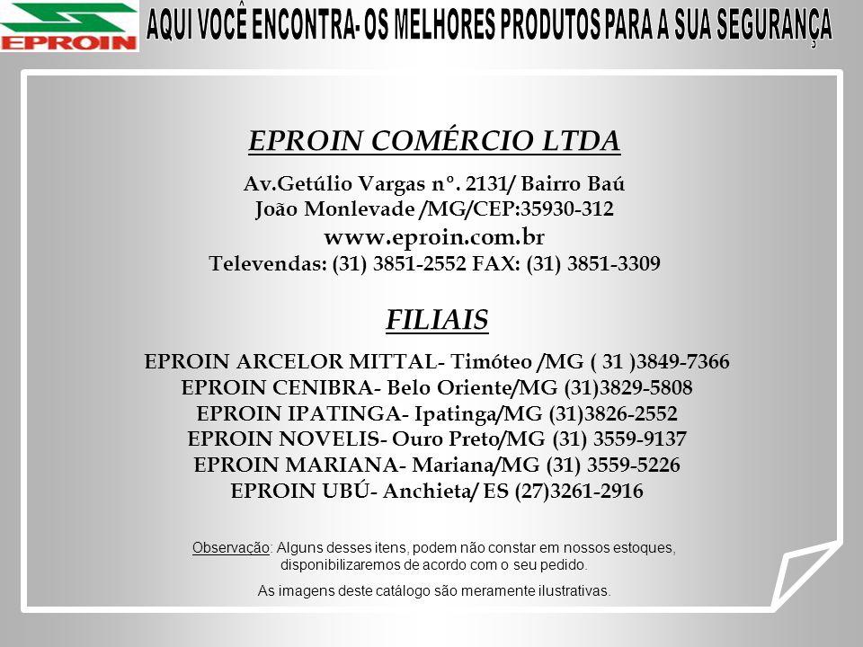 EPROIN COMÉRCIO LTDA www.eproin.com.br