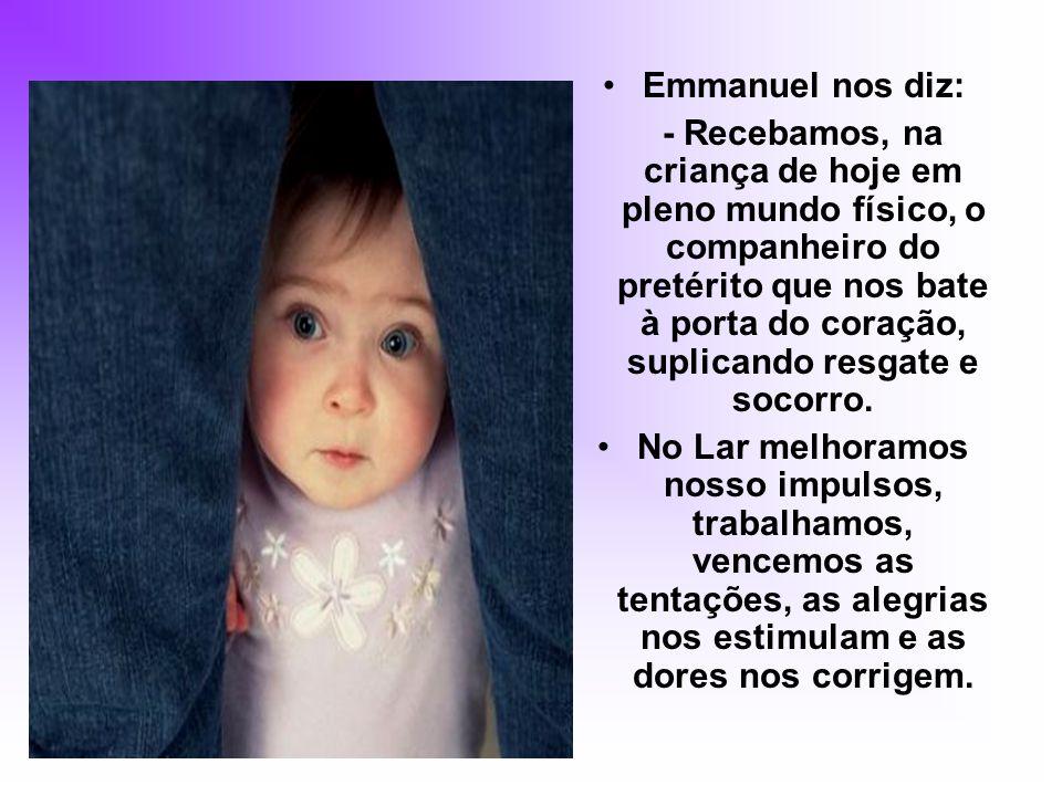 Emmanuel nos diz: