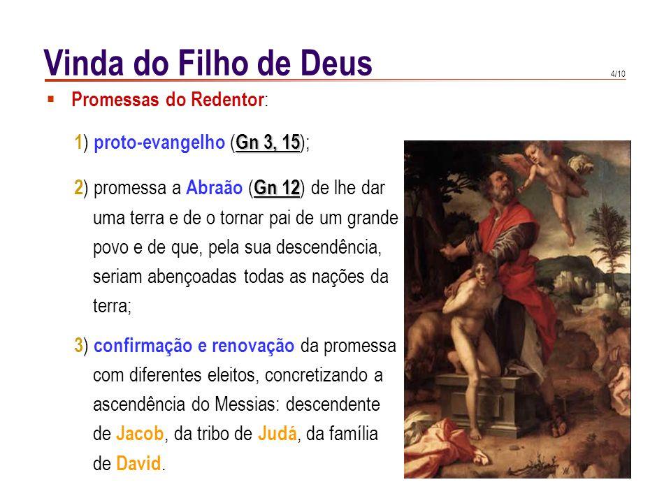 Vinda do Filho de Deus Profecias sobre o Messias rei:
