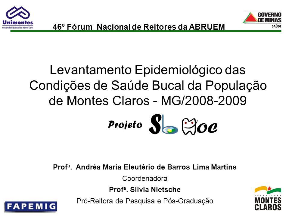 Profa. Andréa Maria Eleutério de Barros Lima Martins