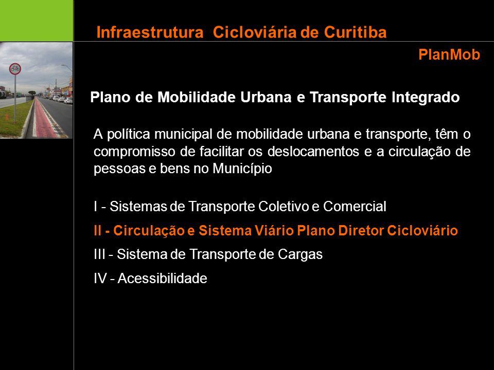 PlanMob Plano de Mobilidade Urbana e Transporte Integrado