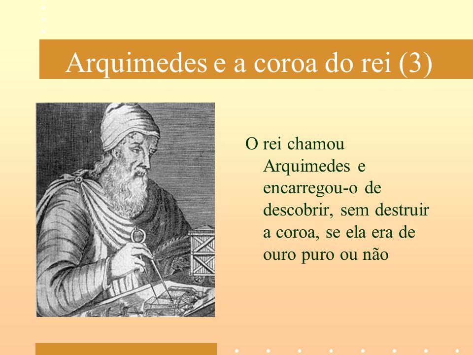 Arquimedes e a coroa do rei (3)