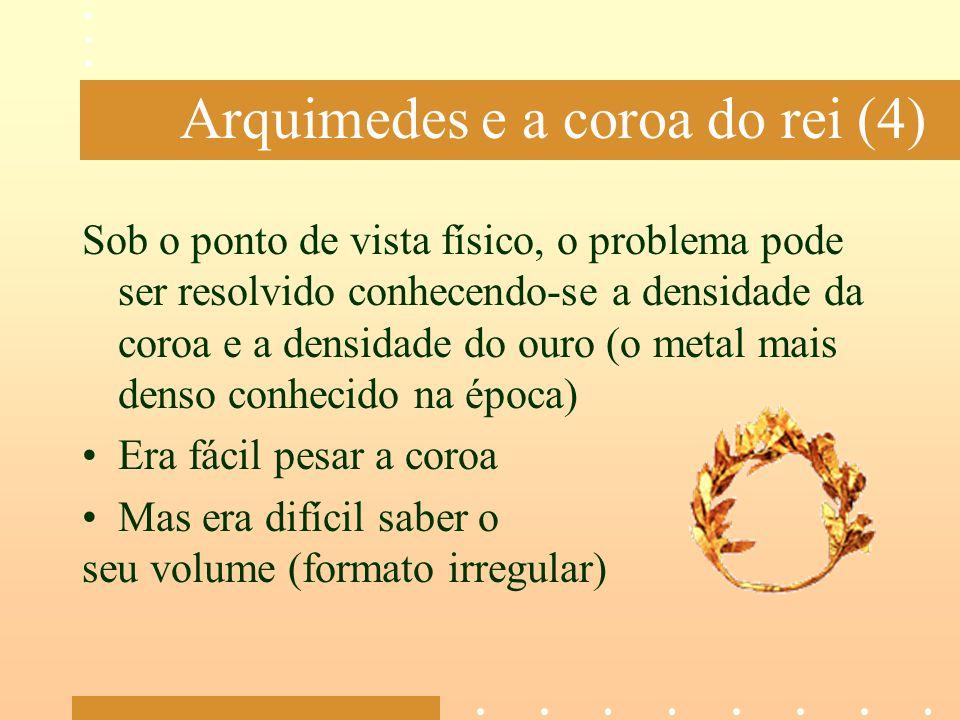 Arquimedes e a coroa do rei (4)
